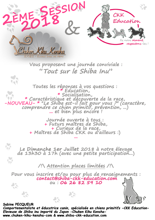 Tout-sur-le-shiba-inu-evenement-dog-event-CKK-education-canine-elevage